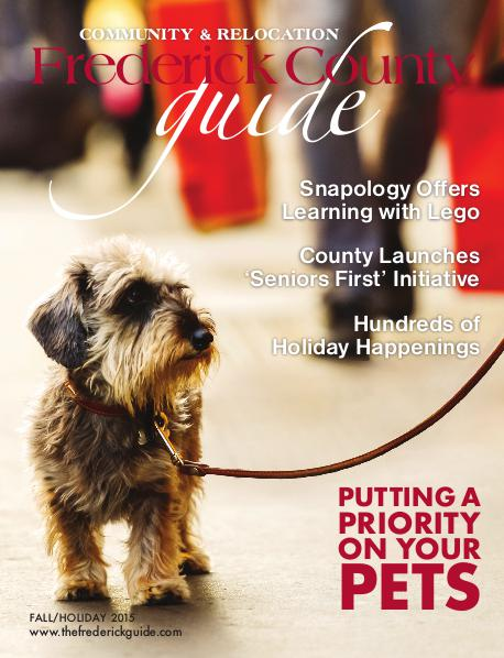 The Frederick County Guide Fall 2015