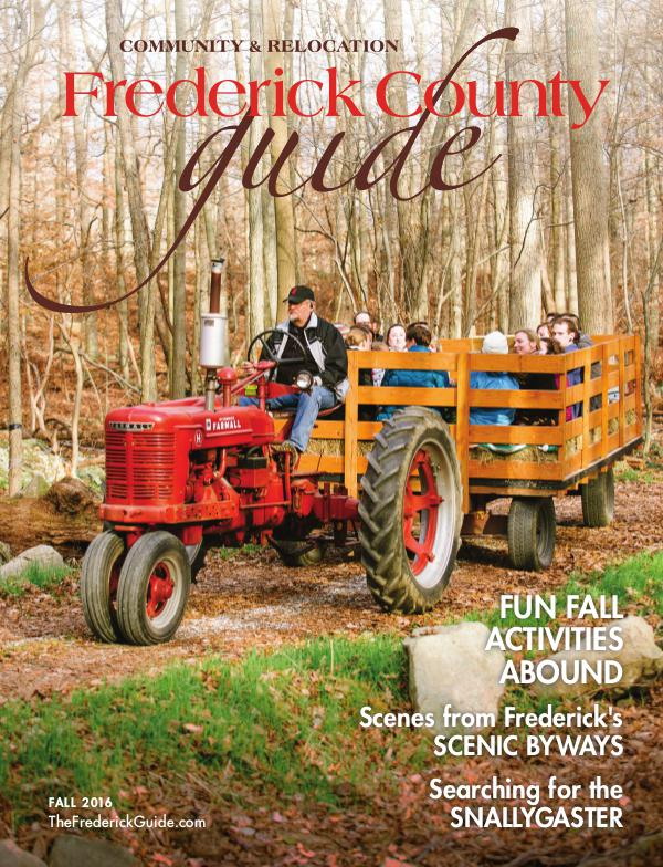 The Frederick County Guide Fall 2016