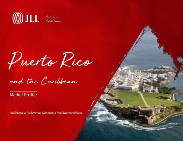 Puerto Rico and the Caribbean: Market Profile 1