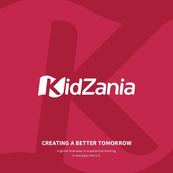 KidZania USA Brand Book, May 2018