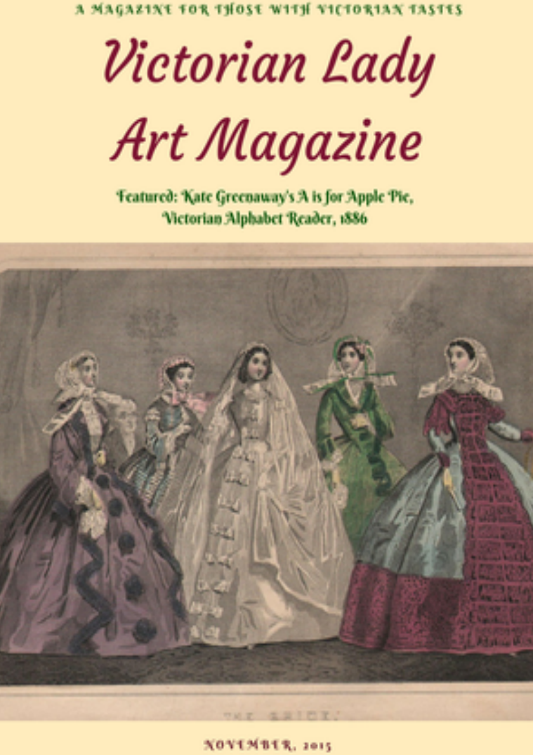 Victorian Lady Art Magazine Volume 1