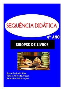 SD - SINOPSE DE LIVRO