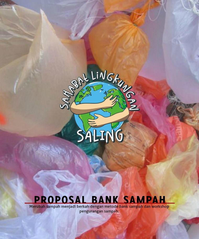 Bank sampah BANK SAMPAH