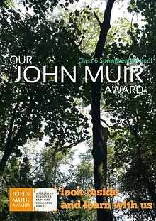 Our John Muir Award