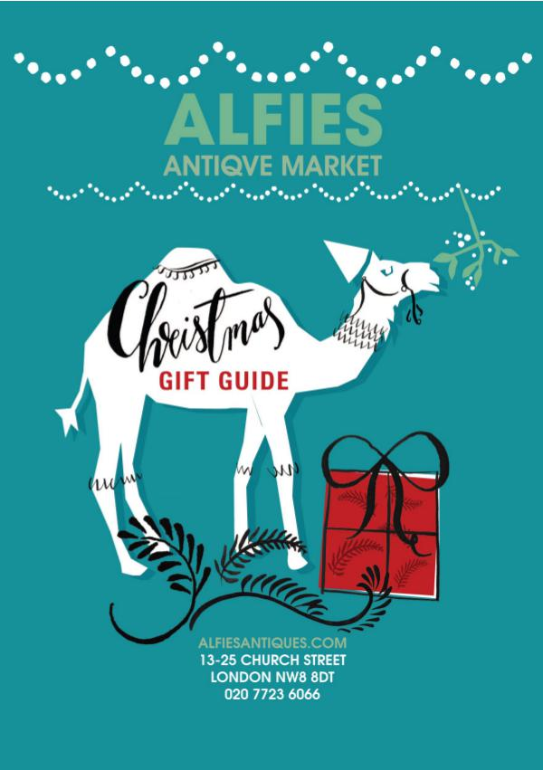 Alfies Christmas Gift Guide 2017 alfies-spreads