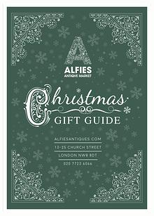 Alfies Gift Guide 2016