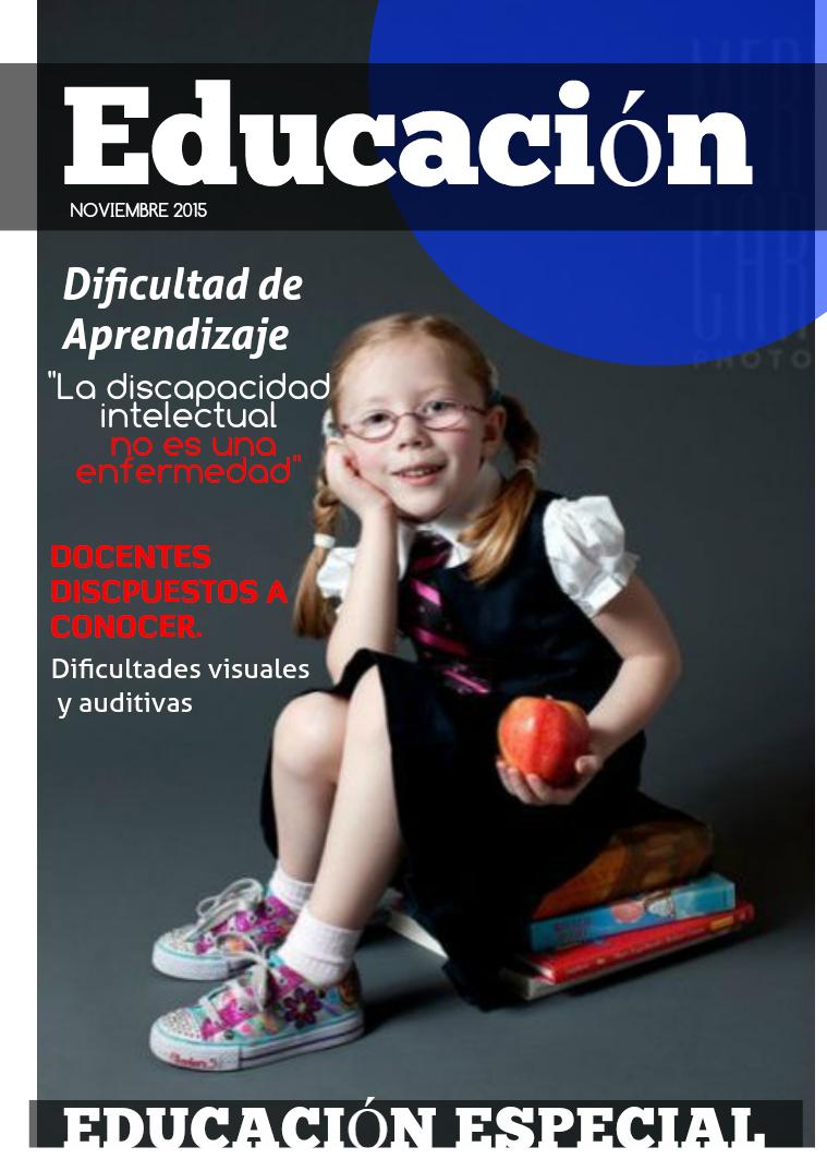Revista Educación Especial 5
