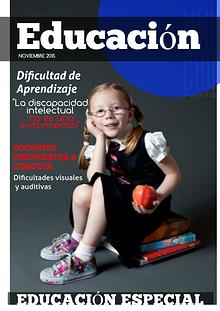 Revista Educación Especial