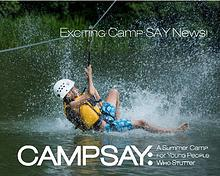 Camp SAY 2018 at Pocono Springs