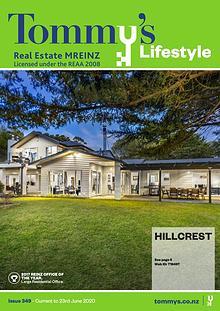 Tommy's Lifestyle Magazine