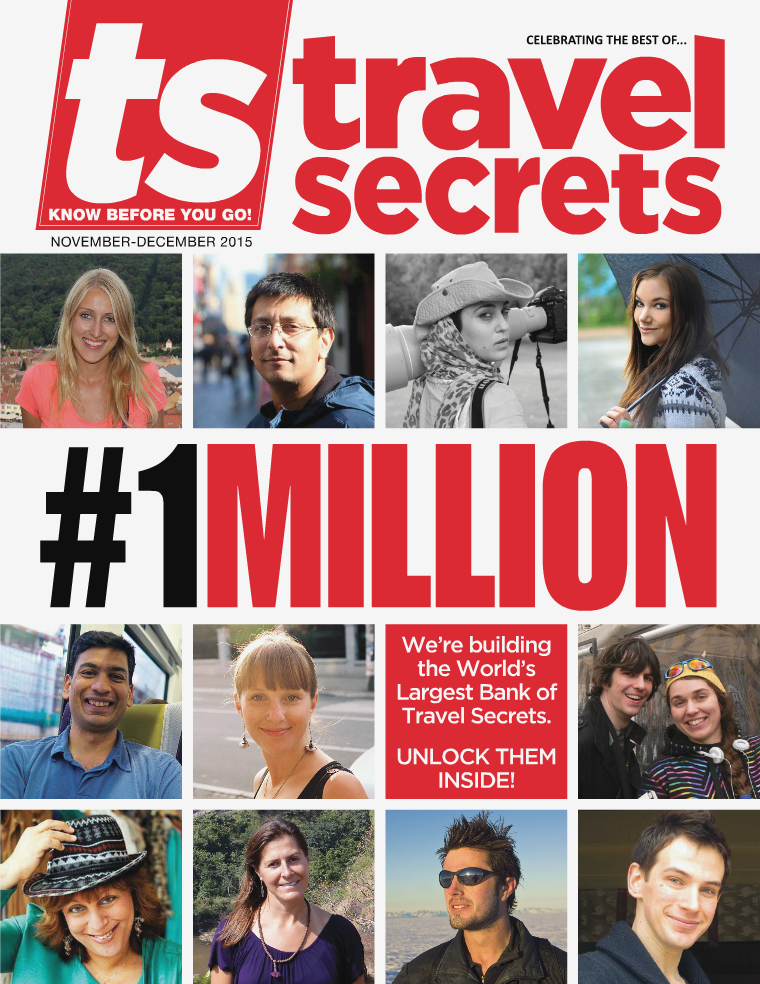 Travel Secrets Nov-Dec 2015