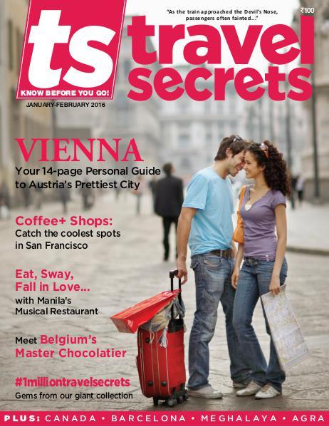Travel Secrets January-February 2016
