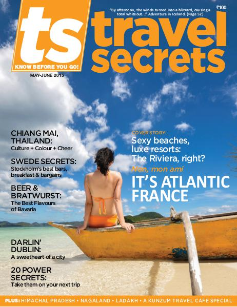 Travel Secrets May-June 2015