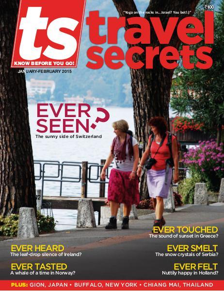 Travel Secrets January-February 2015