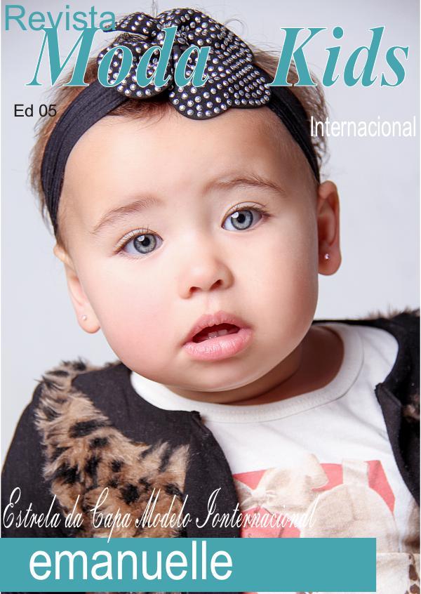 Revista Moda Kids emanuelle