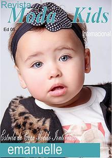 Revista Moda Kids