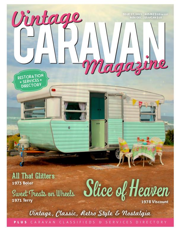 Vintage Caravan Magazine Issue 27