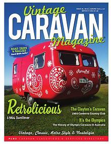 Vintage Caravan Magazine