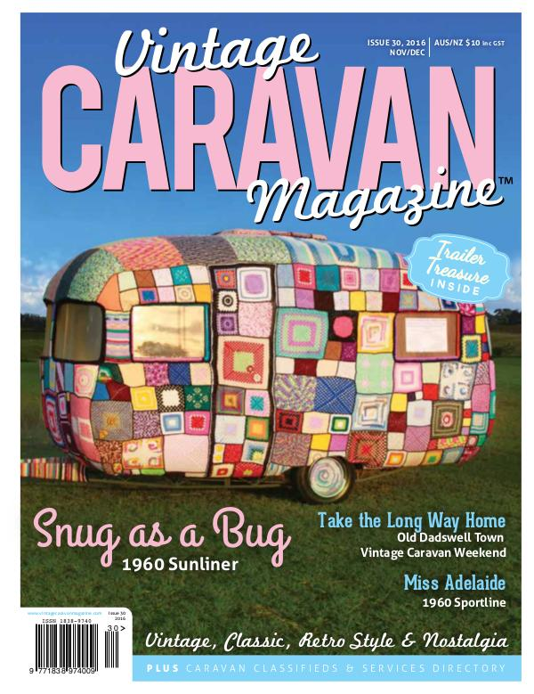 Vintage Caravan Magazine Issue 30