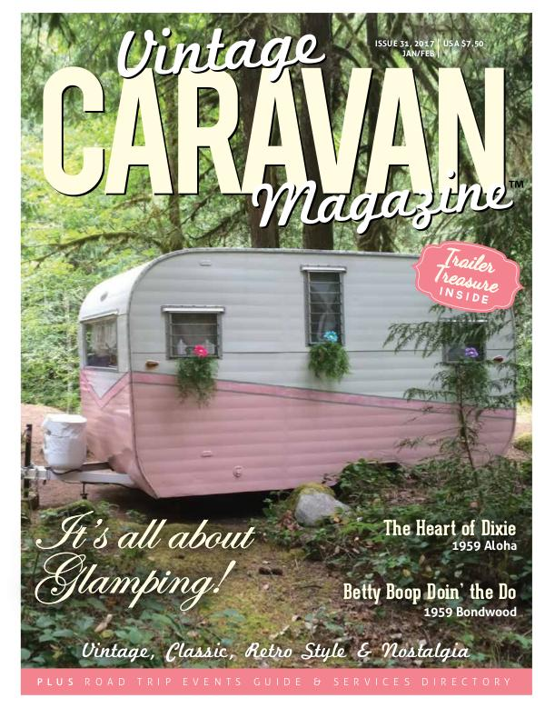 Vintage Caravan Magazine Issue 31