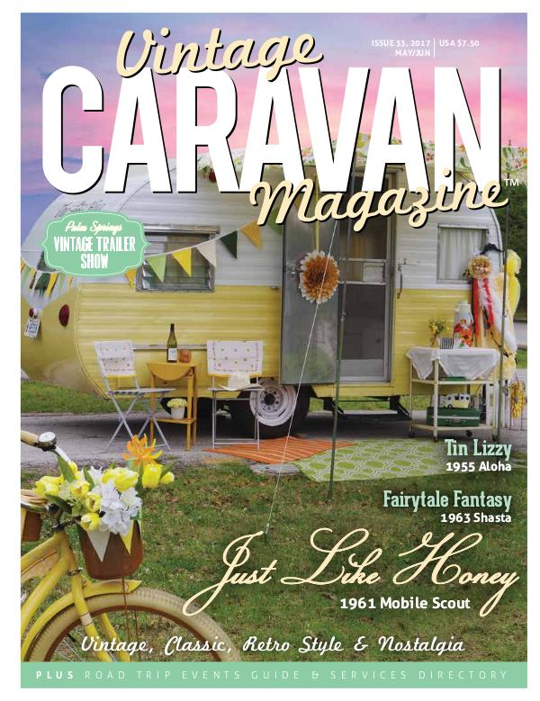 Vintage Caravan Magazine Issue 33