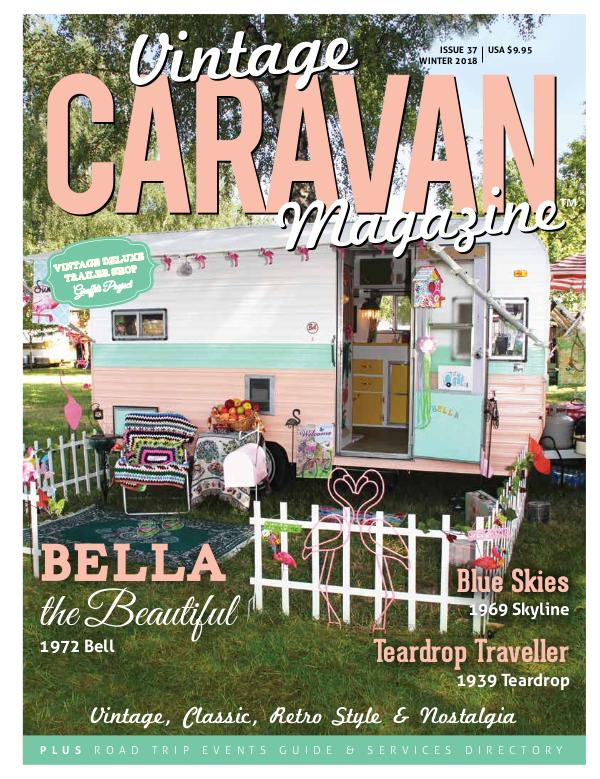 Vintage Caravan Magazine Issue 37
