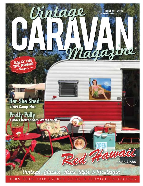 Vintage Caravan Magazine Issue 40