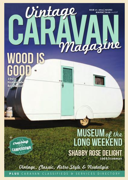 Vintage Caravan Magazine Issue 17