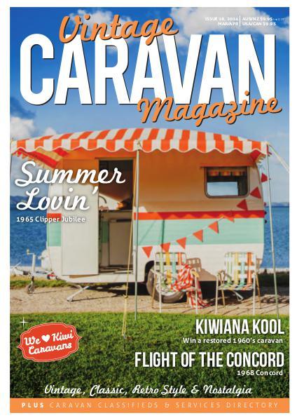 Vintage Caravan Magazine Issue 18