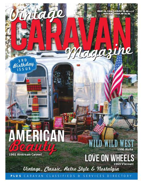 Vintage Caravan Magazine Issue 19