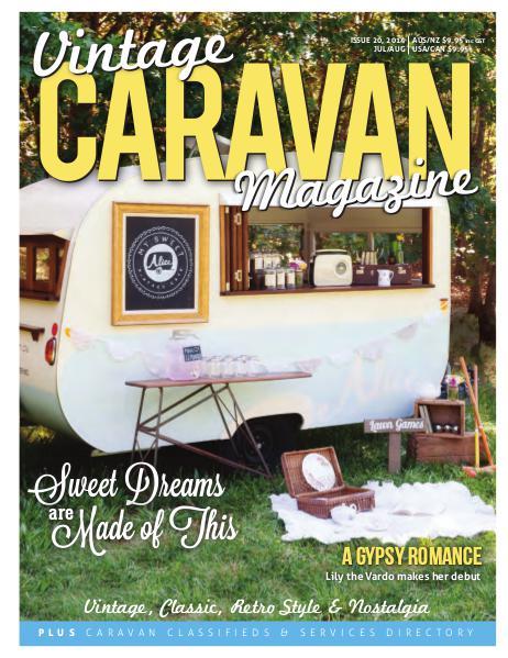 Vintage Caravan Magazine Issue 20
