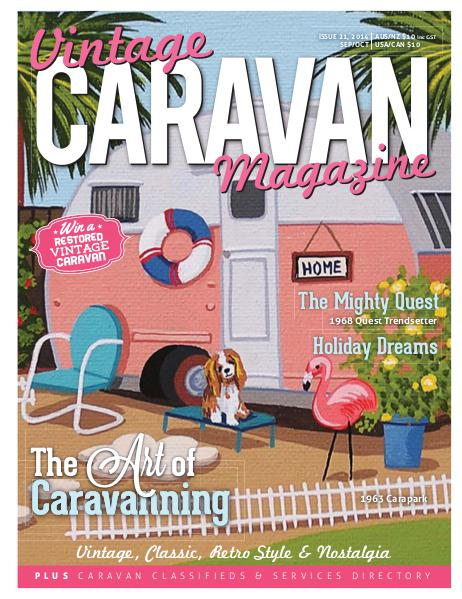 Vintage Caravan Magazine Issue 21