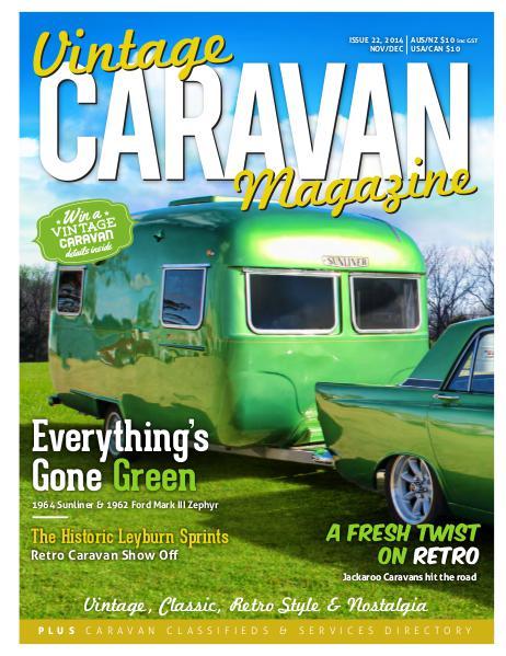 Vintage Caravan Magazine Issue 22
