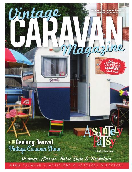 Vintage Caravan Magazine Issue 24