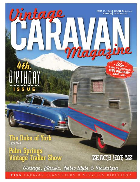 Vintage Caravan Magazine Issue 25
