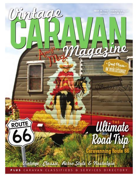 Vintage Caravan Magazine Issue 26