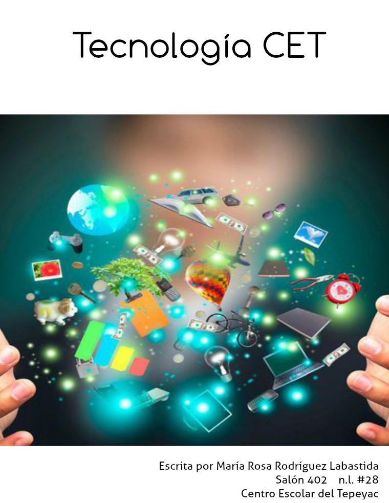 La Tecnología Noviembre, 2015