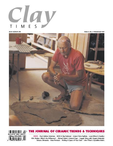 Clay Times Back Issues Vol. 3 Issue 9 • Mar/Apr 97