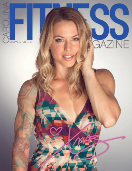 Christmas Abbott Workout.Carolina Fitness Magazine The Christmas Abbott Issue Fall