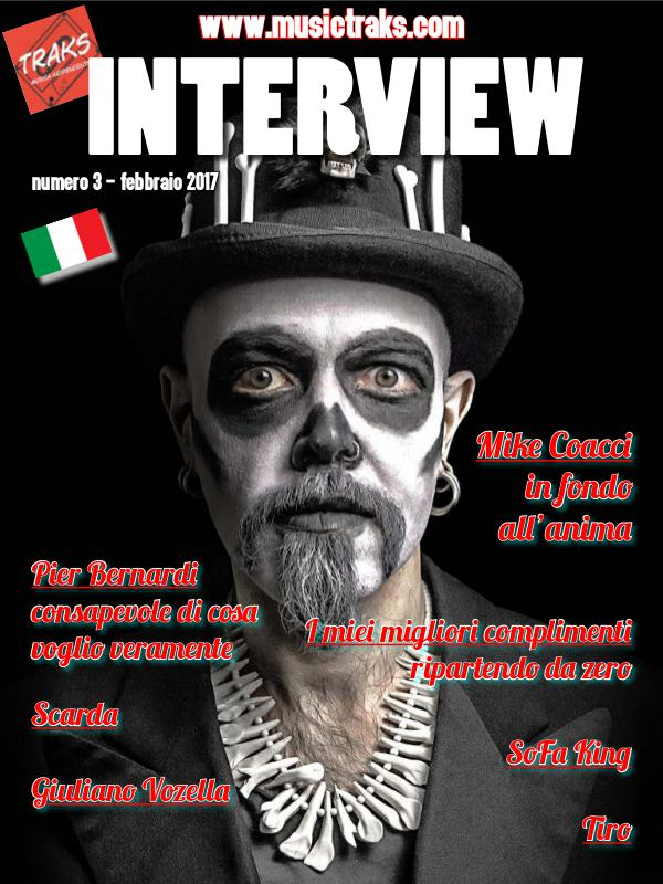 TRAKS INTERVIEW TRAKS INTERVIEW #3