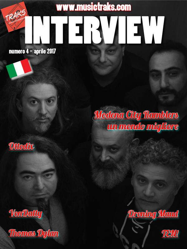 TRAKS INTERVIEW TRAKS INTERVIEW #4