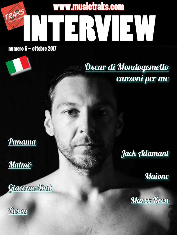 TRAKS INTERVIEW TRAKS INTERVIEW #6