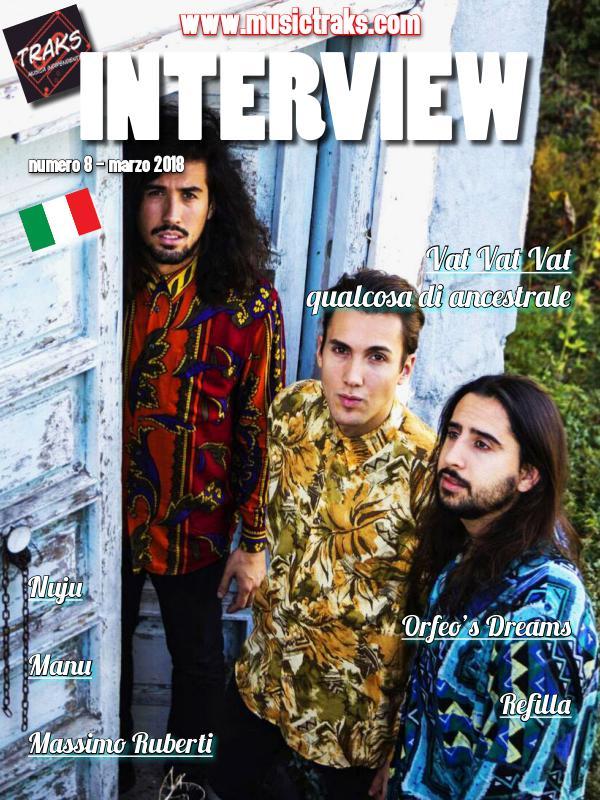 TRAKS INTERVIEW TRAKS INTERVIEW #8