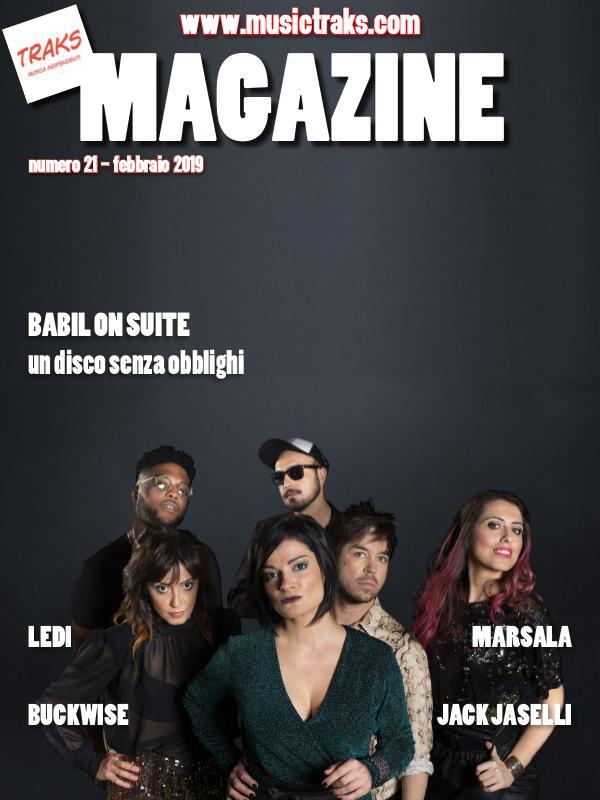 TRAKS MAGAZINE 021