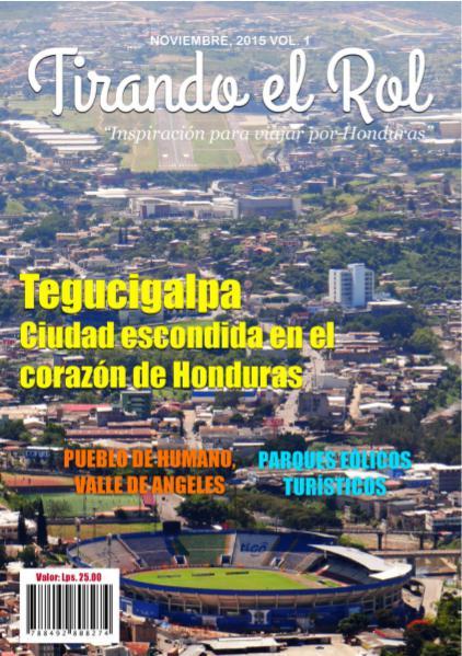 Revista Tirando El Rol Nov. 2015