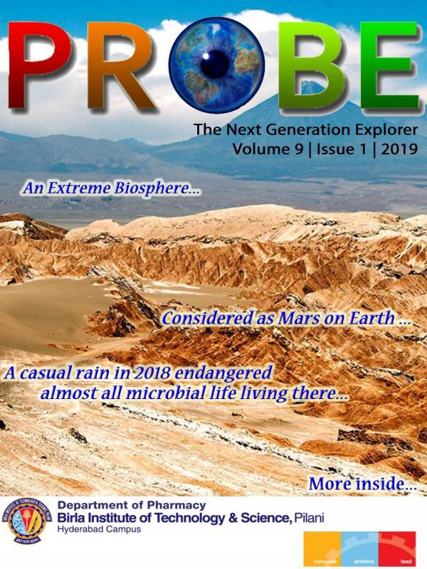 PROBE - Vol 9 Iss 1 PROBE - V9-I1