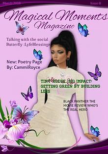 Magical Moments Magazine