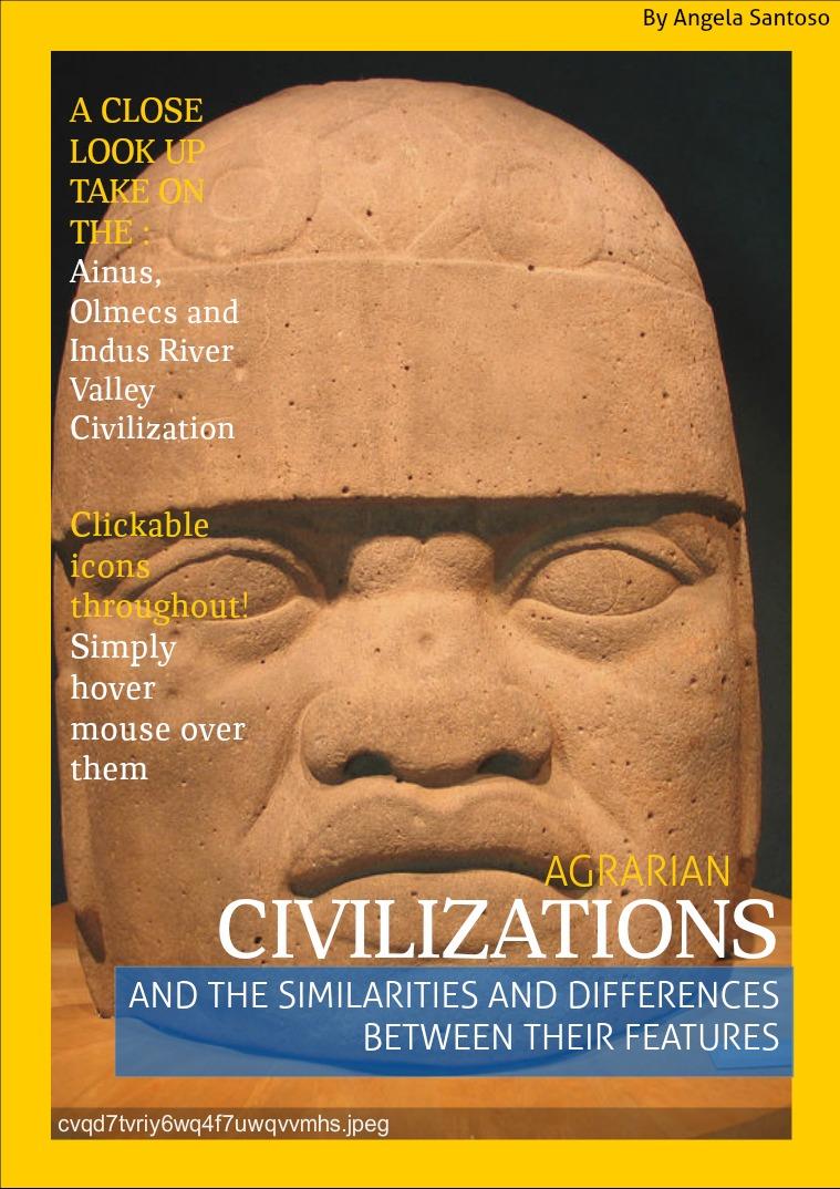 Agrarian Civilisations 1