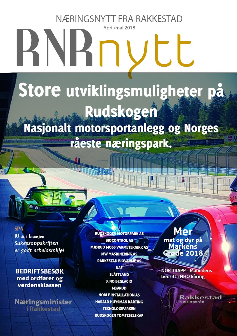 RNR MAGASIN April/Mai 2018
