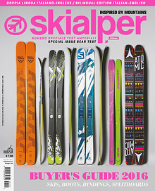 Buyer's Guide 2016 - Skialper